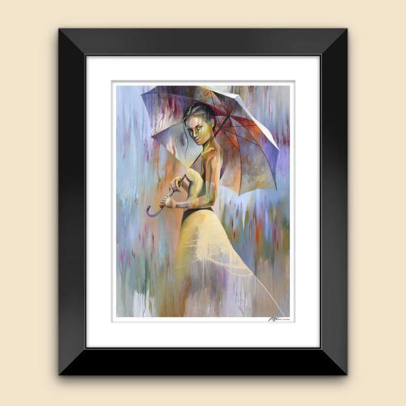 Abstracte figuur Art  figuur schilderij reproductie