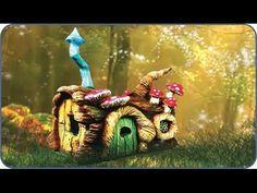 ❣DIY Boot Fairy House Lamp Using Coke Plastic Bottle❣ - YouTube