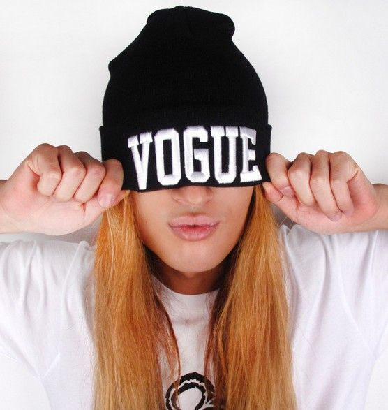 Fall and winter Beanie unisex Hip-Hop Hat VOGUE Sport Beanie Cap femal Knitted hats Mens black Hats with letters  MZ988 #>=#>=#>=#>=#> Click on the pin to check out discount price, color, size, shipping, etc. Save and like it!