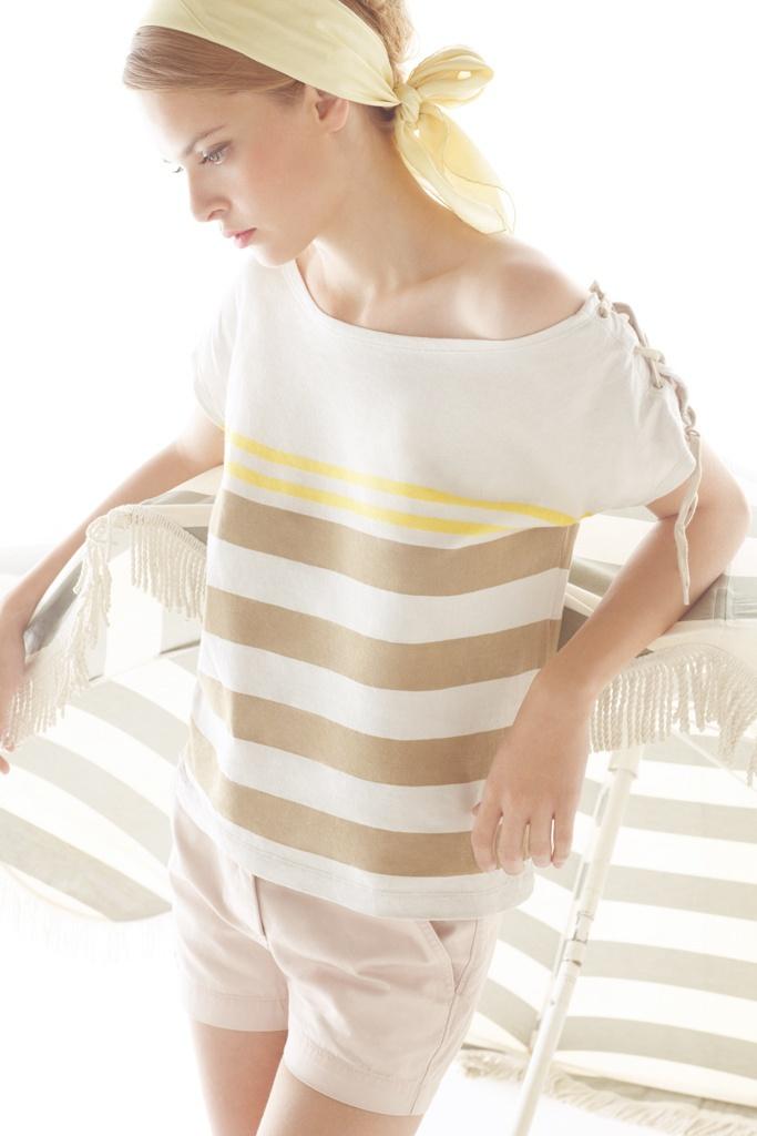 ¡Quédate a rayas!: Color Comb, Style, Bateau Stripped, Spring Fashion, Spring 2012, Bateau Spring, Colors Stripe