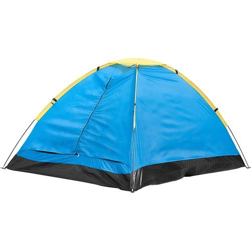 Happy Camper Two Person Tent With Carry Bag - http://www.campingandsleepingbags.com/happy-camper-two-person-tent-with-carry-bag/
