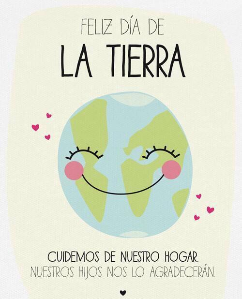 Feliz día de la Tierra!   Cuidemos de nuestro hogar. Nuestros hijos nos lo agradecerán   #PetsWorldMagazine #RevistaDeMascotas #Panama #DiaDeLaTierra