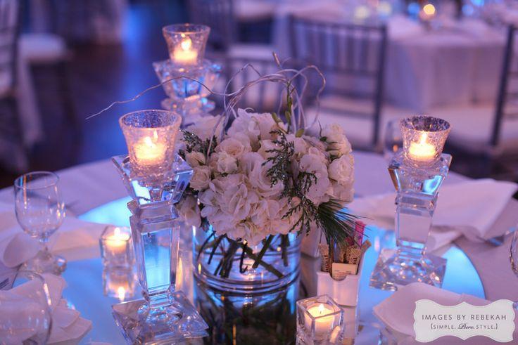 Pinterest Winter Wedding Centerpieces: 14 Best Renewal Centerpiece Ideas Images On Pinterest