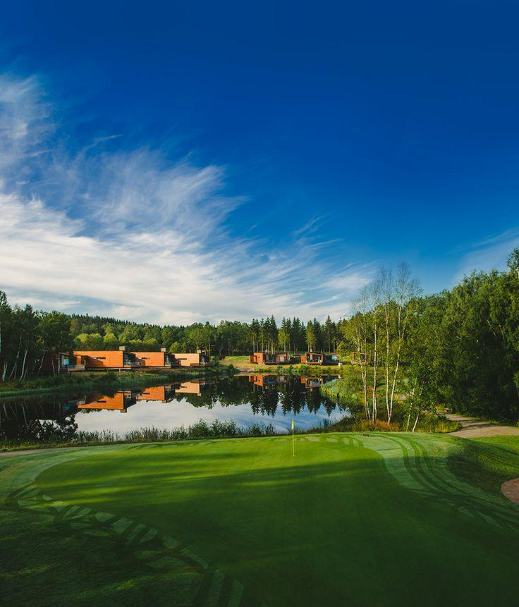 Woodlands Golf & Country Club, Sweden www.mickaeltannus.com