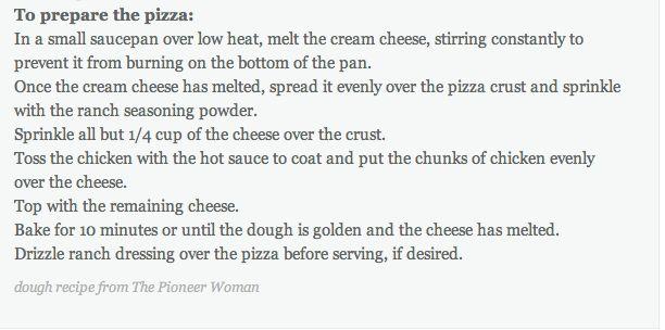 Chicken Pizza Recipe | PIZZA Recipes | Pinterest | Chicken Pizza ...
