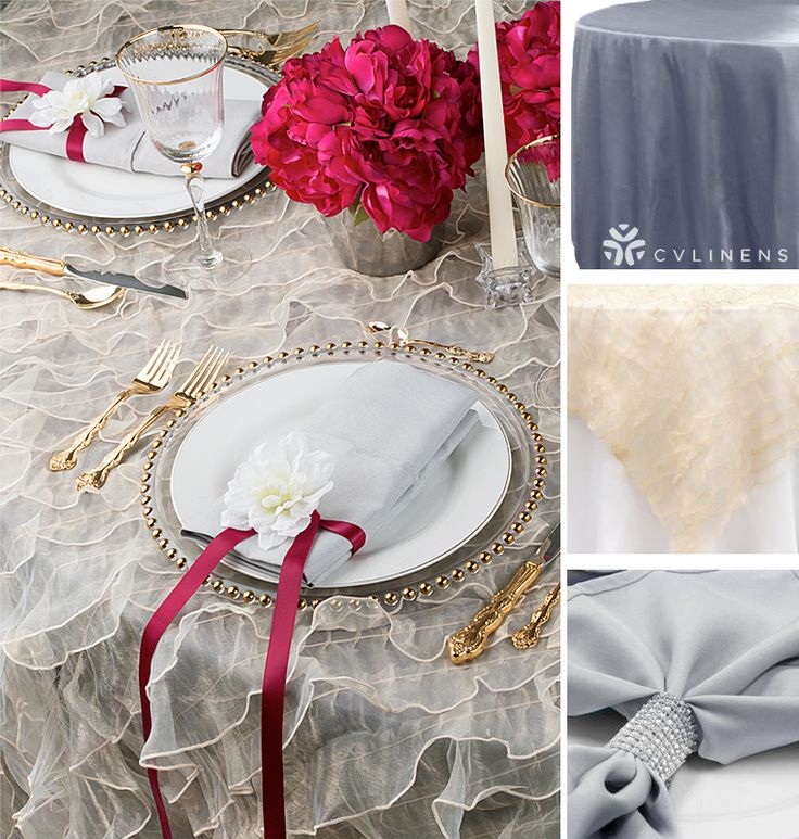 CV Linens Is Your Premier Source For Wholesale Wedding / Party Linens. We  Provide Chair Covers And Sashes, Tablecloths, Napkins, Table Skirts And  Overlays.