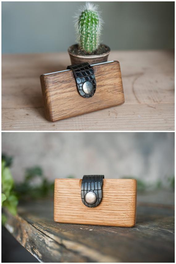 Business card holder,Business card case,Credit card holder,Wooden wallet,Wood card holder,Wooden card holder,Wood wallet,Wood money clip