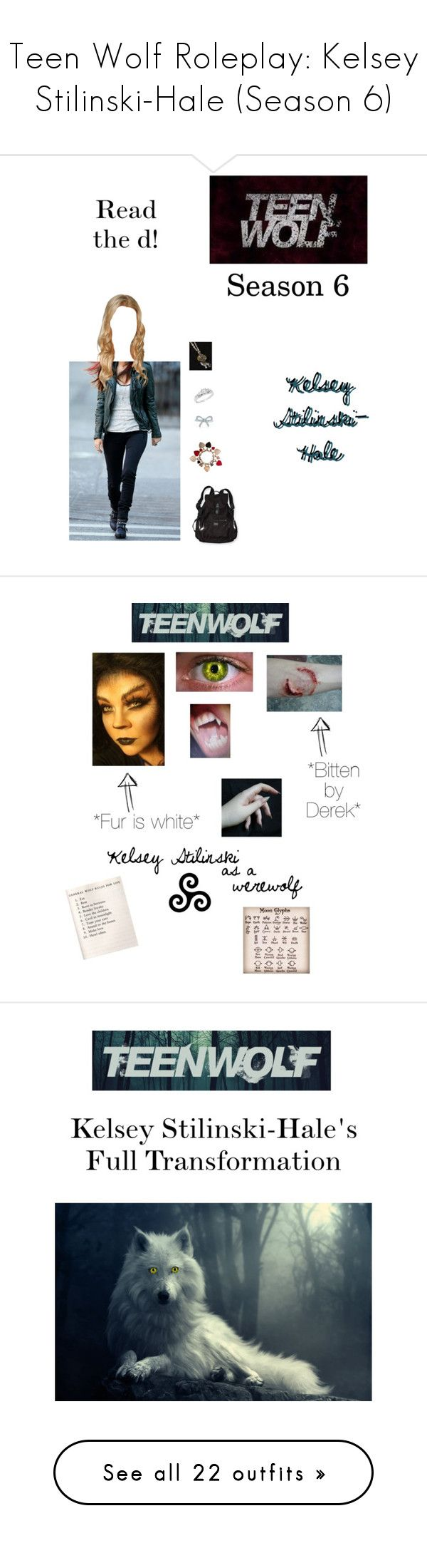 """""""Teen Wolf Roleplay: Kelsey Stilinski-Hale (Season 6)"""" by nerdbucket ❤ liked on Polyvore featuring Ice, Burberry, Nickelodeon, Victoria's Secret, Tiffany & Co., 7 For All Mankind, maurices, Mother Daughter Jewelry, Keds and Lime Crime"""