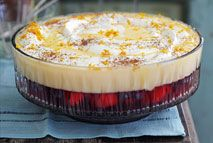 Berry fruit jelly trifle – Recipes – Slimming World