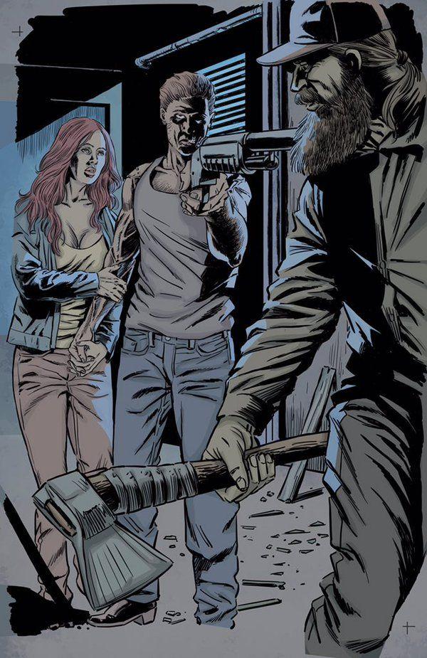Zombie witha Shotgun (@ZOMBIEWASHOTGUN) | Twitter
