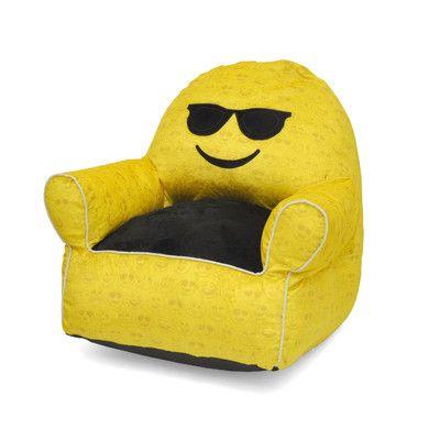 Bean Bag Chair Upholstery: Sunglasses - http://delanico.com/bean-bag-chairs/bean-bag-chair-upholstery-sunglasses-736265763/