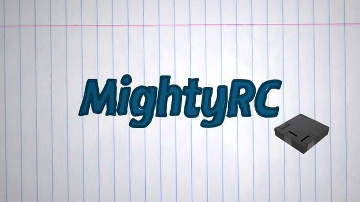 Now you can zap anythingIntroduction of MightyRC. …