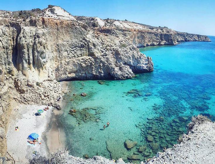 What do you think about Tsigrado beach in Milos island