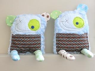 Minky Monsters