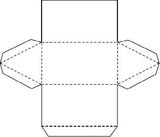 #geometrikcisimler #maket #üçgenprizmanınaçılımı