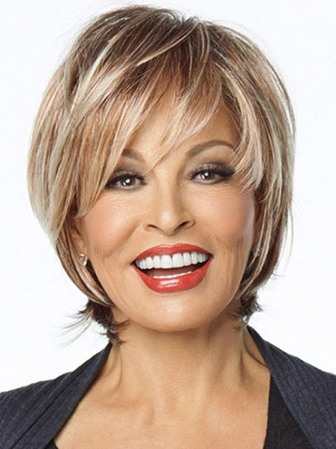 'On The Town' Lace Front Monofilament Part Wig by Raquel Welch | HSW Wigs