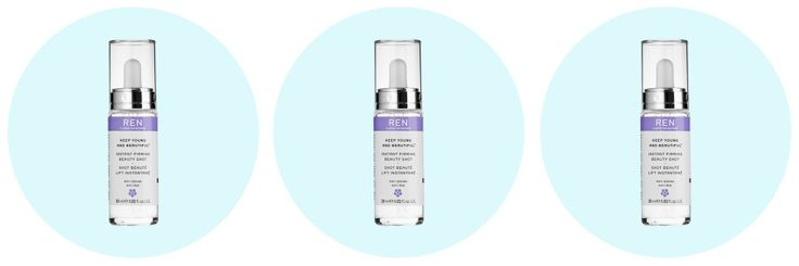 Ren's Instant Firming Beauty Shot Hydrates, Smooths & Firms Instantly | LuckyShops