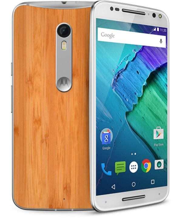 Motorola Moto X Style Smartphone Specifications