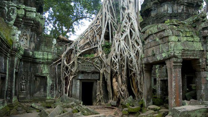 Angkor Wat and the Khmer Empire