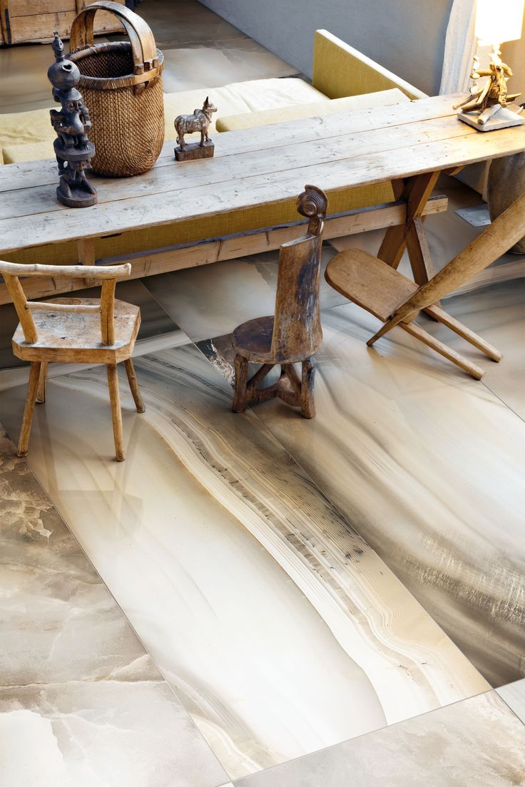 """Can't wait to see more from Rex—still in love with the """"Gli Alabastri di Rex"""" collection! #ceramic #MadeInItaly #Cersaie"""