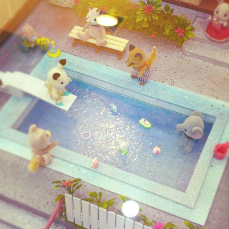 @HelloJanina – Sylvanian Families Diorama @ Toyworld, Glorietta ...