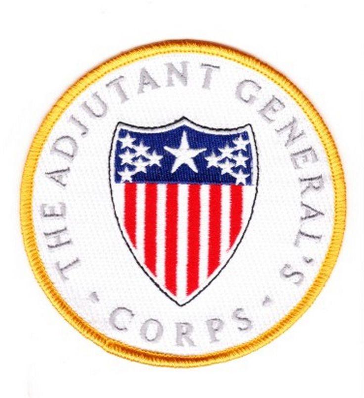 U.S.ARMY Adjutant General