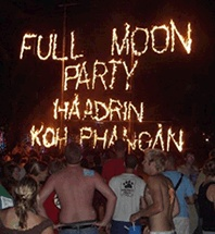 Full Moon Festival-Thailand. Chart topper? Better get there and find out! :)
