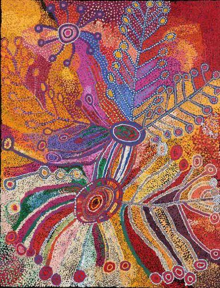 Ngayuku ngura (My Country) by Collaborative, Tjala Artists 1525 x 1980mm