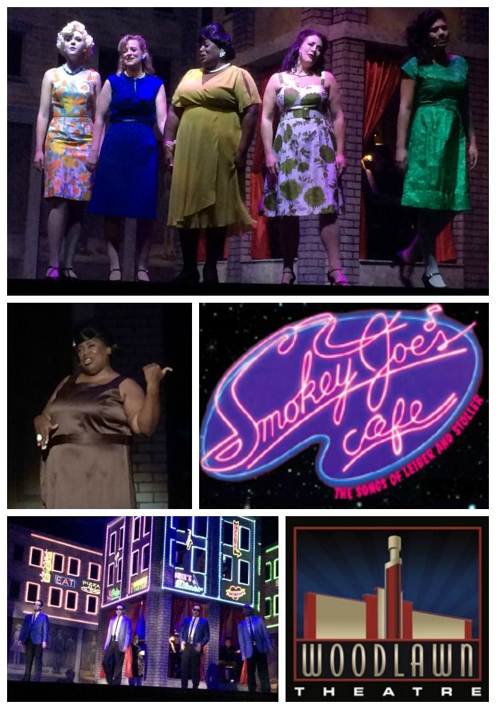 San Antonio date night: Smokey Joe's Cafe at The Woodlawn Theatre