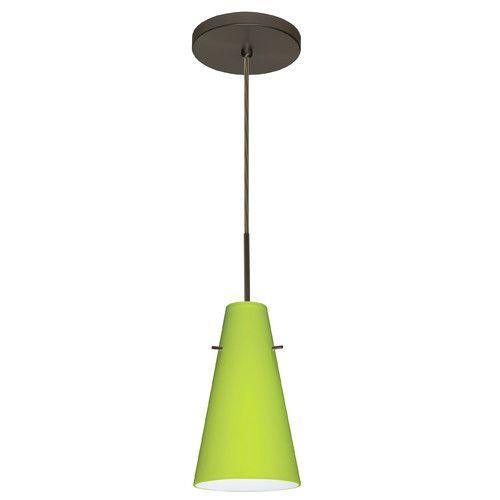 Found it at Wayfair - Cierro 1 LED Integrated Bulb Mini Pendant
