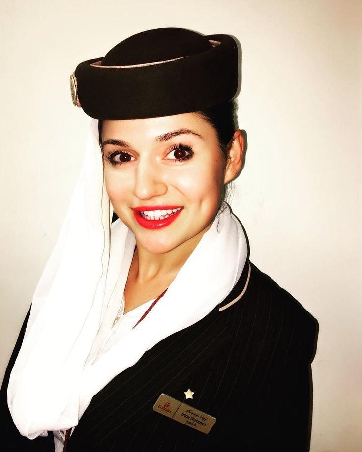 From @irka7 instagram.com/irka7 Awwwww doesn't this uniform enhance tremendously my look?  Now who misses my flying days? Back in the skies soon  #emirates #cabincrew #emiratescabincrew #cabincrewdubai #cabincrewlife #ek #ekcrew #stewardess #purser #стюардесса #dubai #mydubai #emiratesairlines #crew #crewlife #fly #aviationlovers #aviation #emiratescrew_lovers #hellotomorrow #bestairline #airline #best #igers #ignation #moldovan #crewiser #cabinattendant