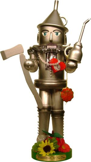nutcrackers for christmas | Nutcracker Christmas Shop - Tin Man Nutcracker