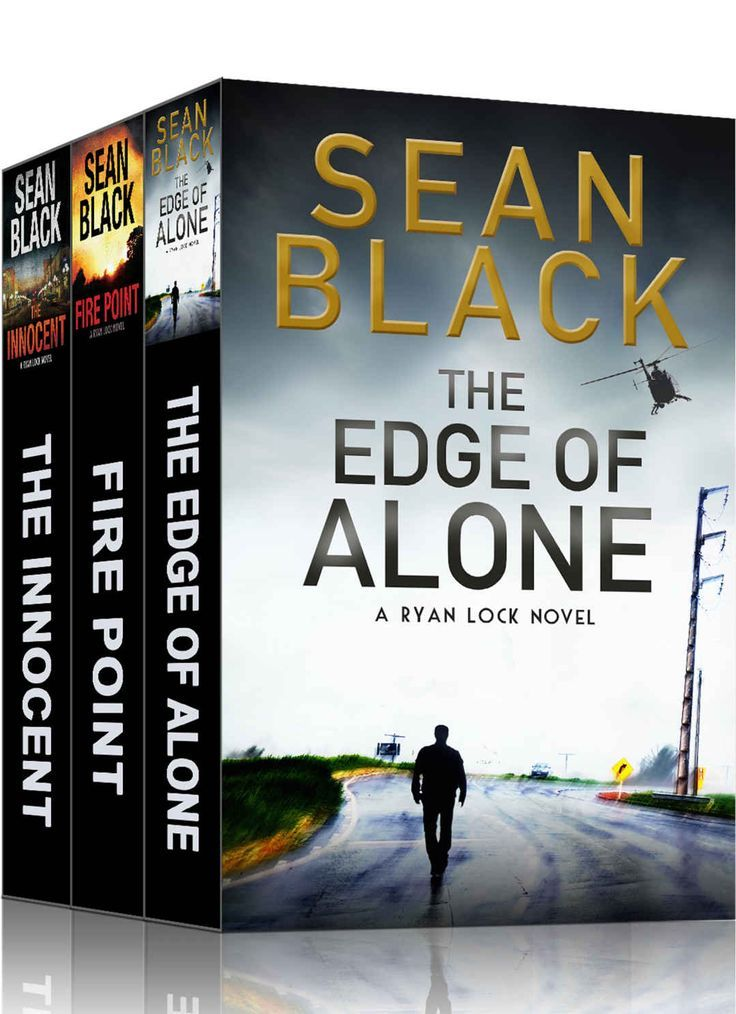 Amazon.com: 3 Action-Packed Ryan Lock Novels: The Innocent; Fire Point; The Edge