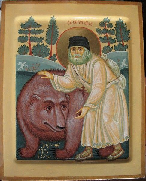 Szent Szerafim of sarov