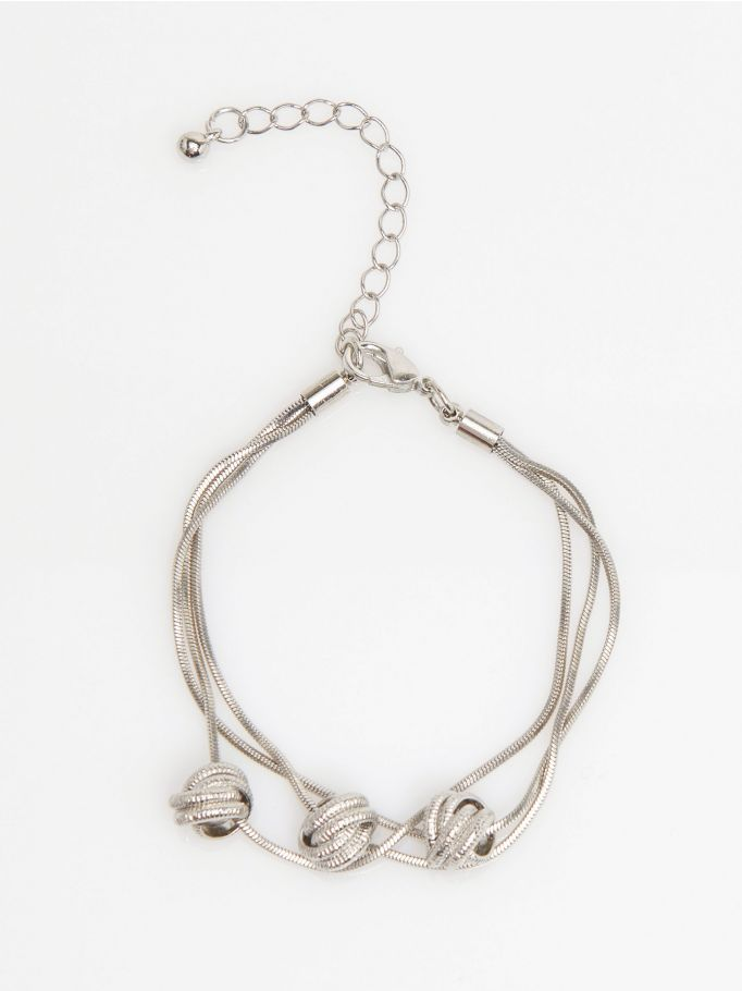 Beaded bracelet, MOHITO
