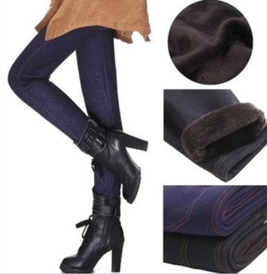 """These are a """"Must Have"""" for the next several months! Warm winter fleece leggings that will keep you warm, stylish and looking your best! Once you try them, you'"""