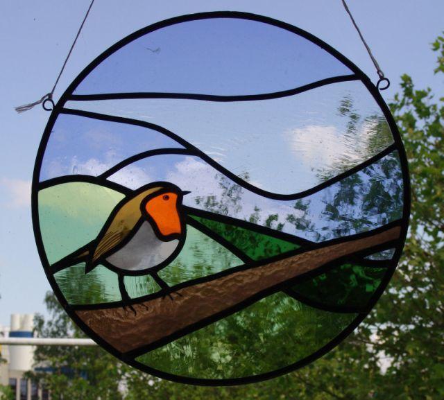 AvD-Glas, glas in lood Amersfoort