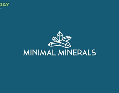 "Check out new work on my @Behance portfolio: ""Minimal Minerals / 1 logo a day project #02"" http://be.net/gallery/33132719/Minimal-Minerals-1-logo-a-day-project-02"