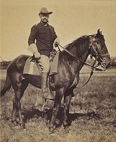 theodore roosevelt spanish-american war