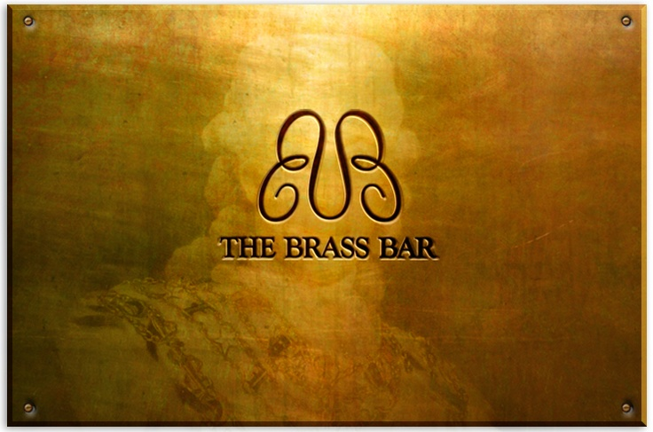 The Brass Bar - logo