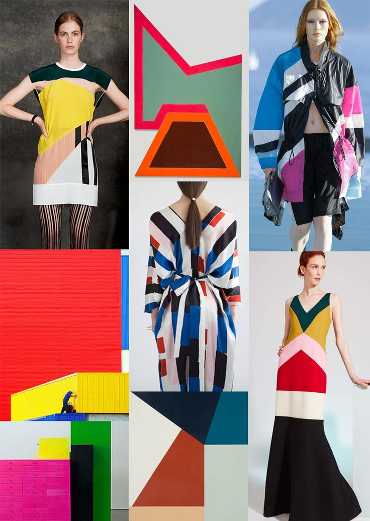 TREND RESORT 17: COLOUR BLOCK