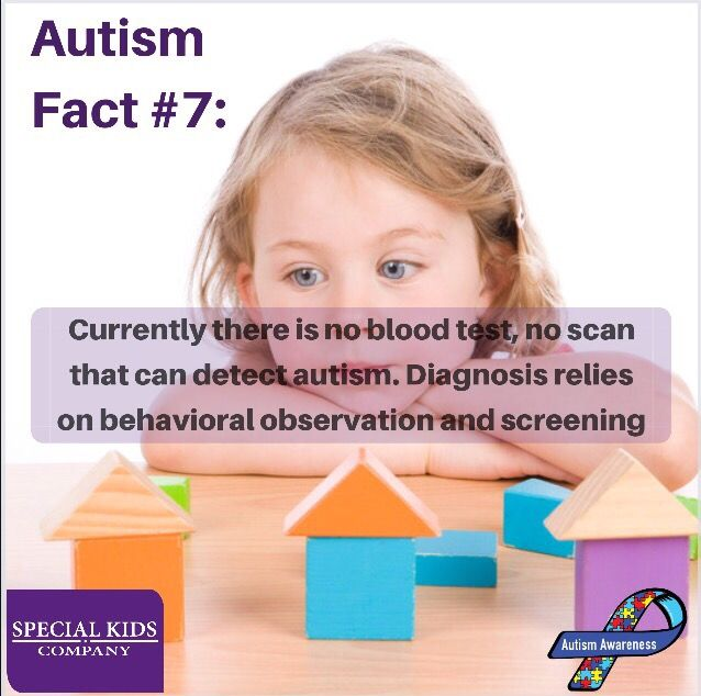 how to detect autism in children