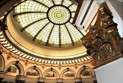 The Cleveland Trust Building | 15 Beautiful Buildings In Cleveland, OH