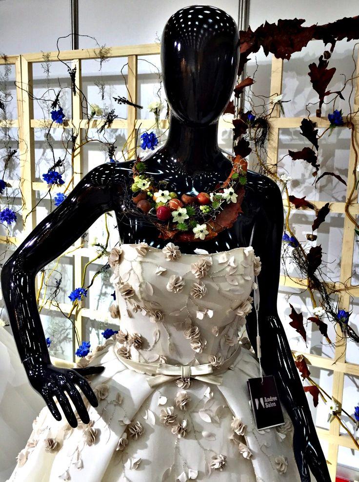 Andree Salon si Flowers Garden la Targul Ghidul Miresei