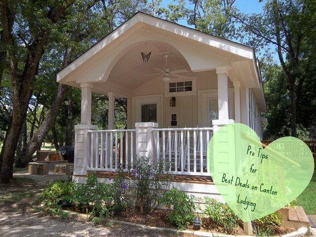 Where To Stay In Canton TX