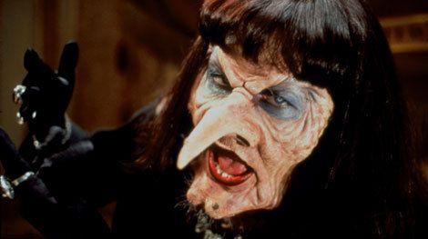 halloween witch movie