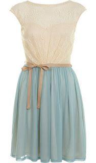 Vestidos vintage para las invitadas