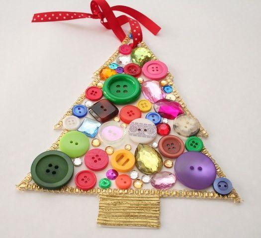 Decorazioni albero di Natale per bambini
