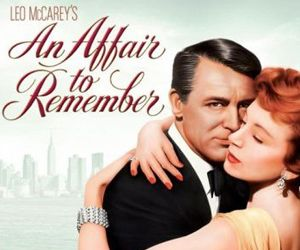 "One of my ultimate favorite movies ever. Cary Grant (i die) and Deborah Kerr. Best line: ""Winter must be cold for those with no warm memories."" Adore."