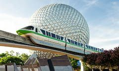 Epcot Center was my favorite when I was little...it was like traveling the world in one day!